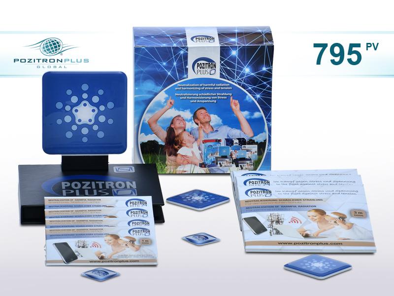Pozitron Plus – FAMILY SET (1x20,4x3m,4x1m)